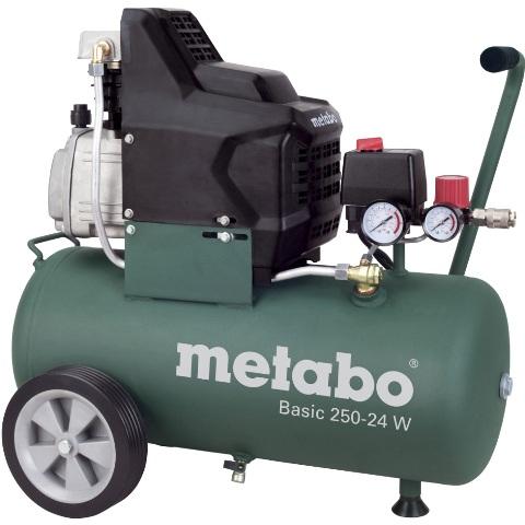 METABO 24L COMPRESSOR - BASIC 250-24 W