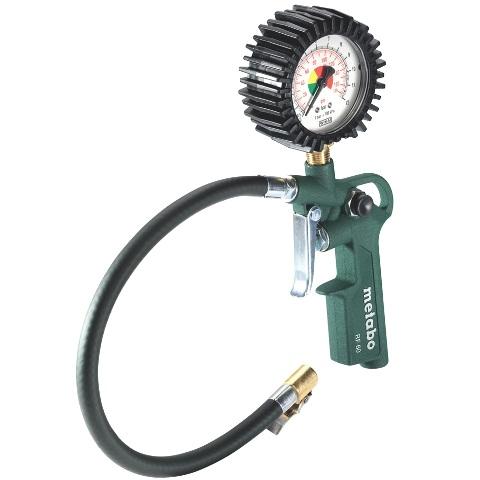מד לחץ ניפוח גלגלים - METABO RF 60 METABO