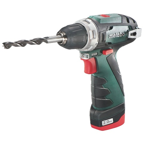 METABO 10.8V CORDLESS DRILLS / SCREWDRIVERS - POWERMAXX BS