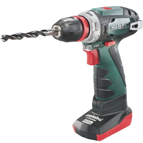 מברגה / מקדחה נטענת METABO POWERMAXX QUICK PRO - 10.8V METABO