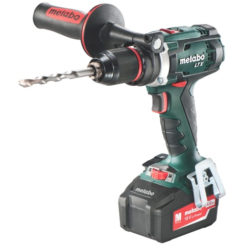מברגה / מקדחה נטענת METABO BS 18 LTX IMPULS - 18V METABO