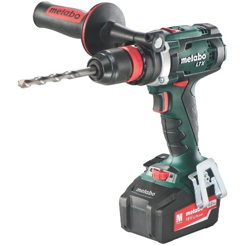 METABO 18V CORDLESS DRILLS / SCREWDRIVERS - BS 18 LTX QUICK