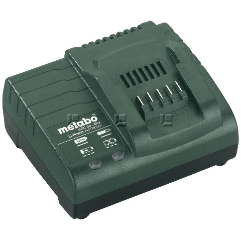 METABO 14.4V ~ 36V AIR COOLED BATTERY CHARGER - ASC 30-36 V