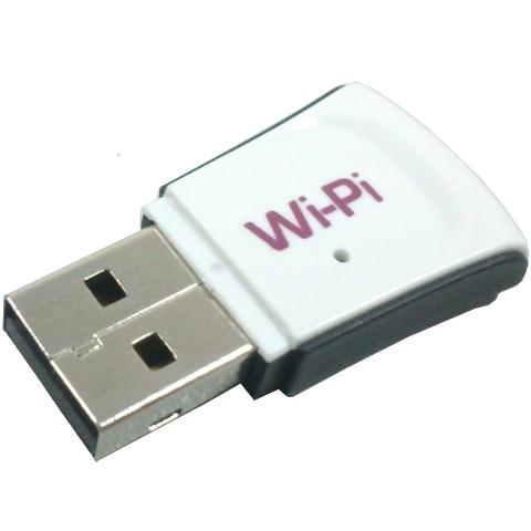 Wi-Pi - WLAN MODULE FOR THE RASPBERRY PI
