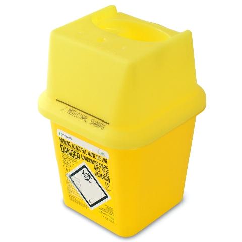 DURATOOL SHARP DISPOSAL BOXES