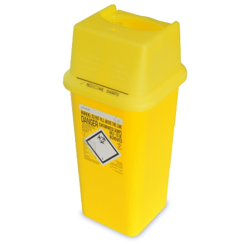 DURATOOL SHARP DISPOSAL BOXES