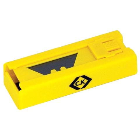 חבילת להבים לסכין חיתוך - דיספנסר 10 יחידות CK TOOLS