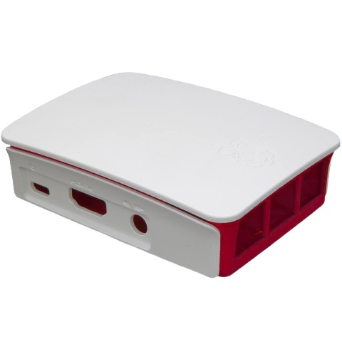 RASPBERRY PI OFFICIAL PI-CASE ENCLOSURES