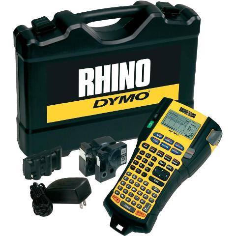 DYMO LABEL PRINTER - RHINO 5200