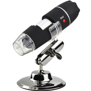 מיקרוסקופ דיגיטלי USB - הגדלה X50 ~ X500 DURATOOL