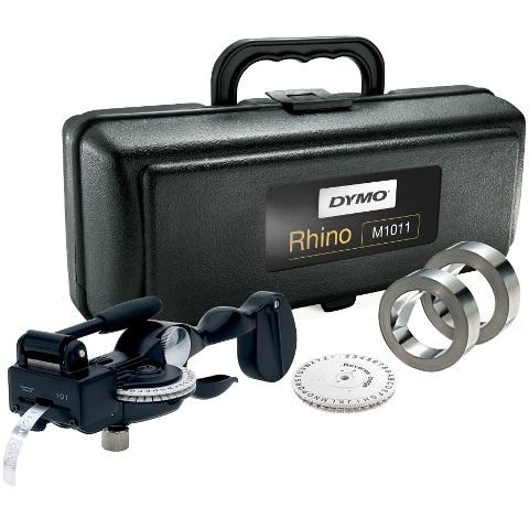 מכשיר ידני להבלטת סרטי מתכת RHINO M1011 - DYMO DYMO