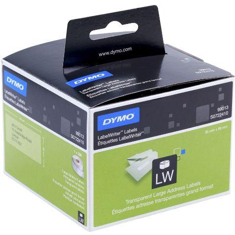 גליל מדבקות נייר - 89MM X 36MM - LABEL WRITER DYMO
