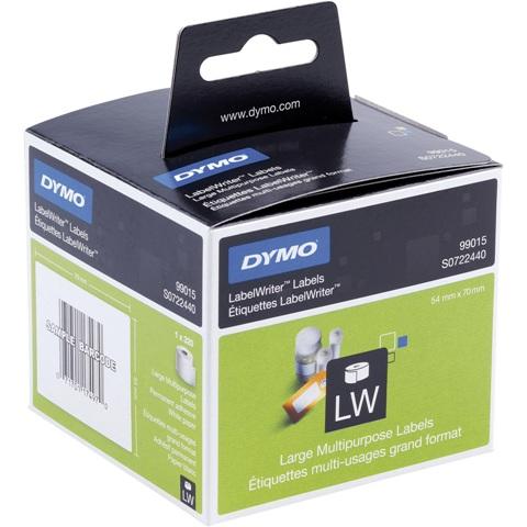 גליל מדבקות נייר - 70MM X 54MM - LABEL WRITER DYMO