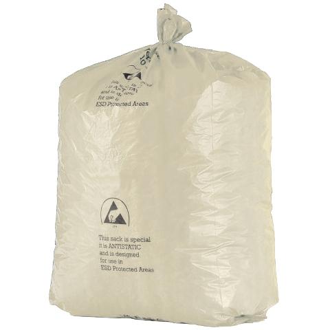 שקיות אשפה שקופות אנטי סטטיות - 900X735MM MULTICOMP