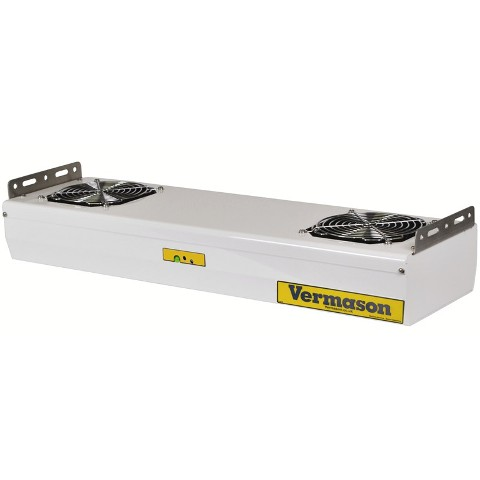 VERMASON OVERHEAD IONISER WITH 2 FANS