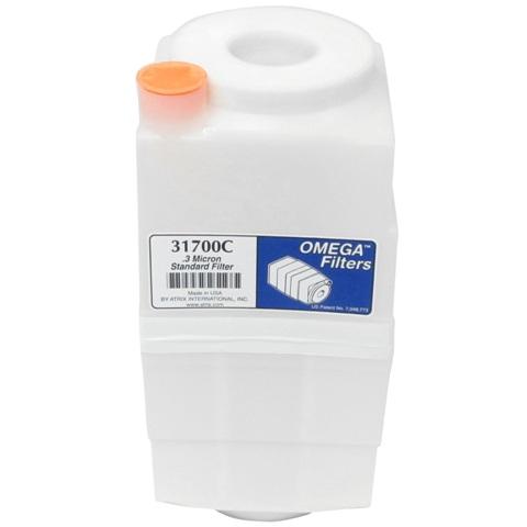 פילטר לשואב אבק אנטי סטטי נייד - ATRIX OMEGA SUPREME ATRIX INTERNATIONAL