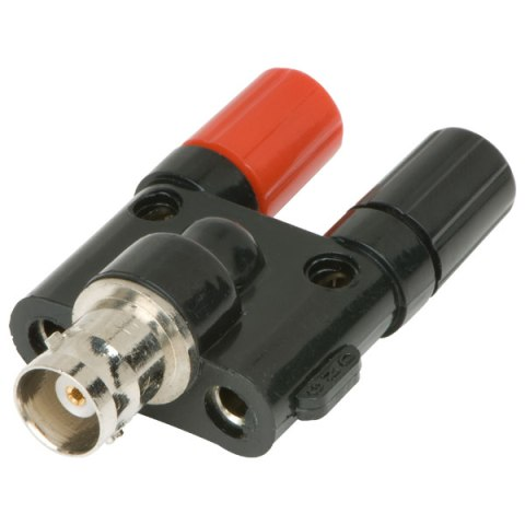 PRO-SIGNAL BNC TO 4MM PLUGS ADAPTERS
