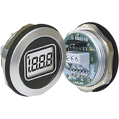 LASCAR DIGITAL PANEL METER - EM32-1B