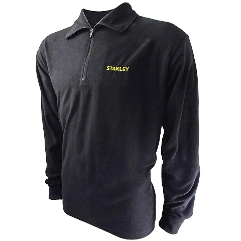 STANLEY FLEECE TOP HALF ZIP JACKETS - MEMPHIS SERIES