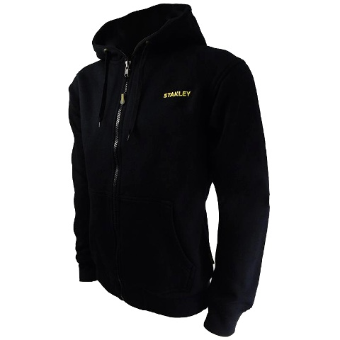 STANLEY HOODY ZIPPED SWEAT SHRITS - MAINE SERIES