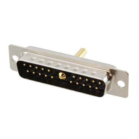 NORCOMP COMBINATION LAYOUT D-SUB CONNECTORS - 681S SERIES