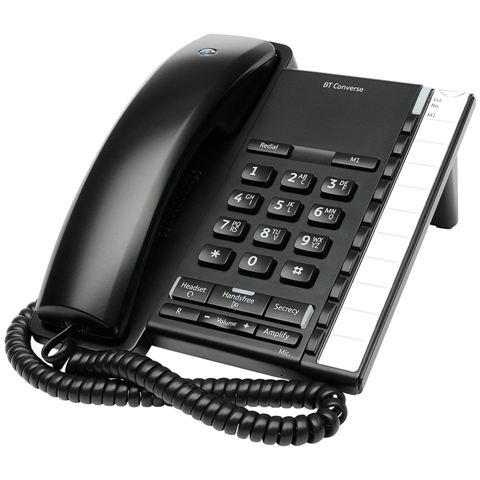טלפון חוטי - BRITISH TELECOM - BT CONVERSE 2200 BRITISH TELECOM