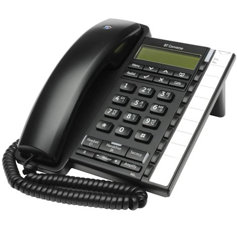 BRITISH TELECOM CORDED PHONE - BT CONVERSE 2300