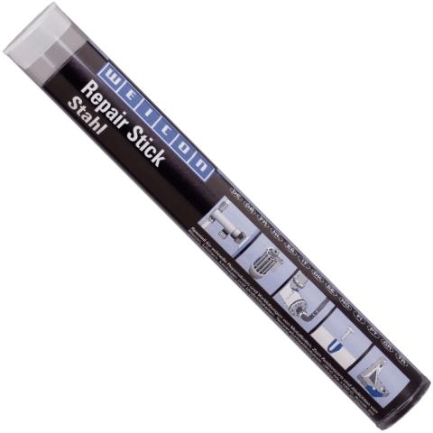 דבק אפוקסי פלסטלינה להדבקה ומילוי - REPAIR STICK STEEL WEICON