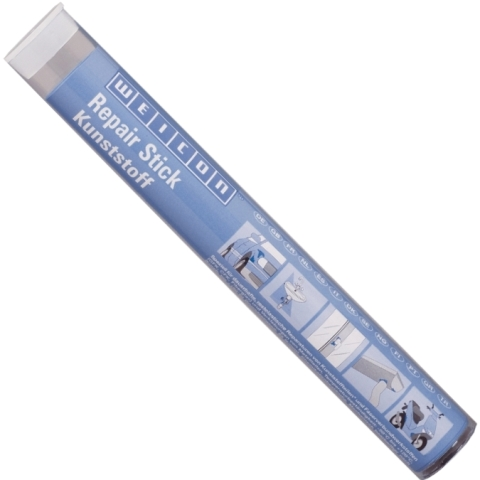 דבק אפוקסי פלסטלינה להדבקה ומילוי - REPAIR STICK PLASTIC WEICON