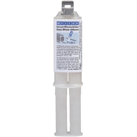 דבק אפוקסי - MINUTE - מזרק כפול 24 מ