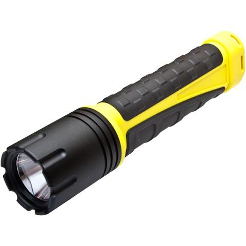 פנס תעשייתי ידני מקצועי - LUXEON LED 300 LUMENS UNI-LITE