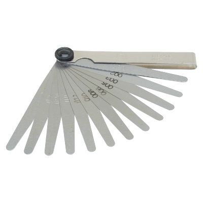 CK TOOLS PROFESSIONAL QUALITY FEELER GAUGES