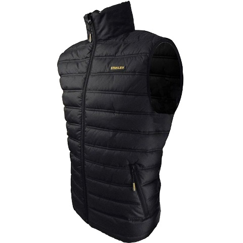 STANLEY PADDED PADDED BODYWARMERS - SEATTLE SERIES