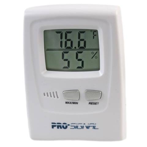 PRO SIGNAL DIGITAL THERMO HYGROMETER