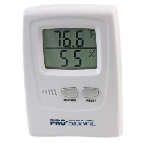 מד טמפרטורה / לחות דיגיטלי PRO-SIGNAL