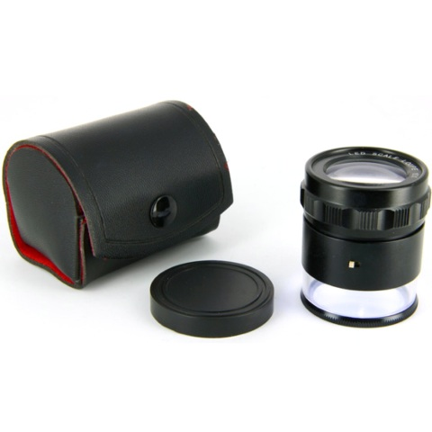 IDEAL-TEK X10 MAGNIFYING LOUPE WITH LED LIGHT - LE-003