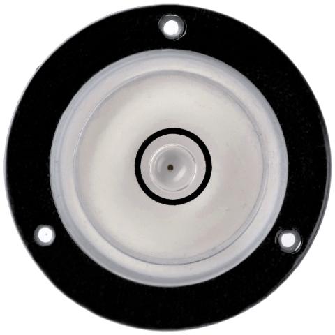 DURATOOL PLASTIC BULLSEYE LEVEL - 51-700-030