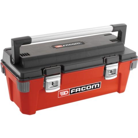 ארגז כלים מקצועי מפלסטיק קשיח - 502X273X268MM FACOM