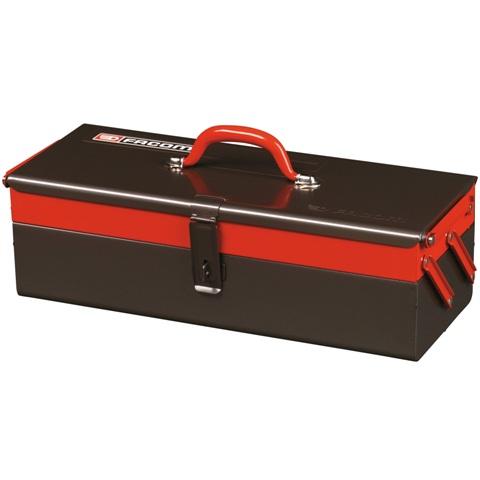 ארגז כלים מקצועי מפלדה -  467X185X155MM FACOM