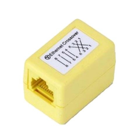 מתאם תקשורת מוצלב - (RJ45 (F) ~ RJ45 (F PRO-SIGNAL