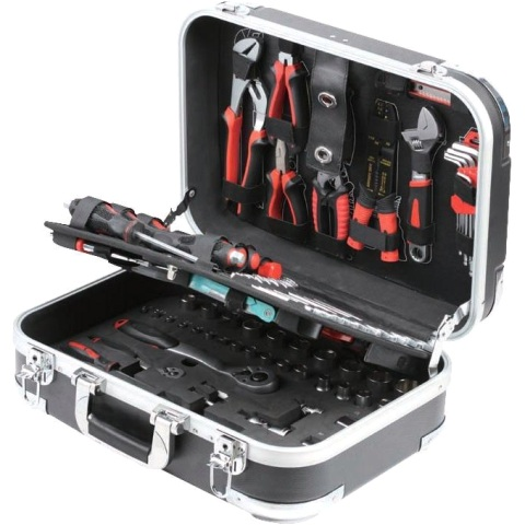 DURATOOL PROFESSIONAL MAINTENANCE TOOL KIT - D02155