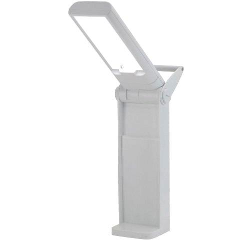 מנורת עבודה שולחנית מתקפלת עם תאורת פלורסנט LIGHTCRAFT