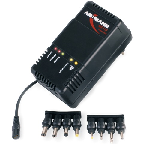 ANSMANN BATTERY PACK CHARGER - ACS 310