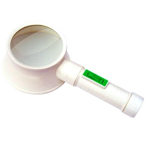 DURATOOL ILLUMINATED MAGNIFIER X3 MAGNIFICATION