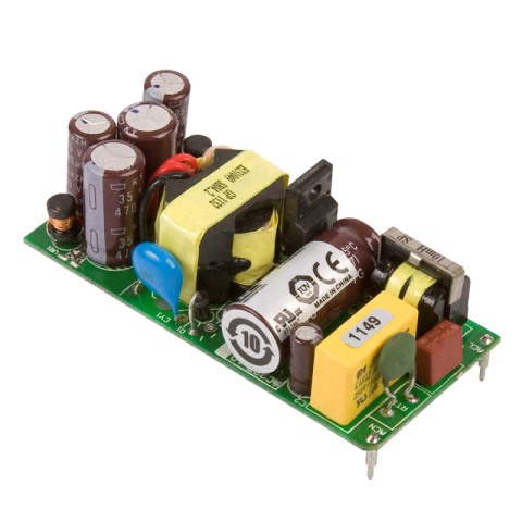ספק כוח AC/DC למעגל מודפס - 30W - 85V~264V ⇒ +12V / -12V XP POWER