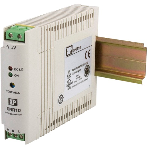 ספק כוח AC/DC לפס דין - 5W - 90V~264V ⇒ 24V / 210MA XP POWER