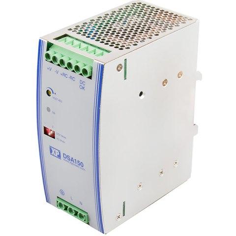 ספק כוח AC/DC לפס דין - 150W - 90V~264V ⇒ 24V / 6.25A XP POWER