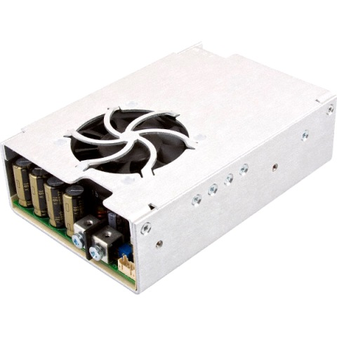 ספק כוח AC/DC לשאסי - 400W - 80V~275V ⇒ 24V / 16.6A XP POWER