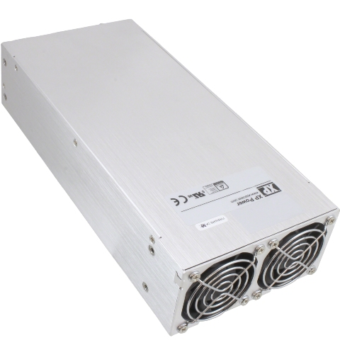ספק כוח AC/DC לשאסי - 1500W - 90V~264V ⇒ 12V / 125A XP POWER