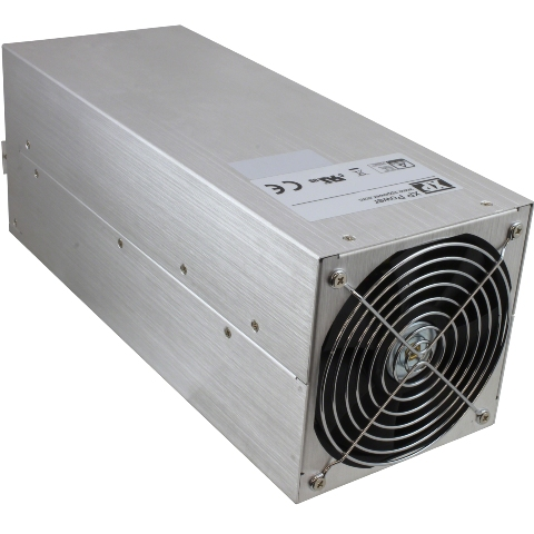 ספק כוח AC/DC לשאסי - 3000W - 90V~264V ⇒ 24V / 125A XP POWER